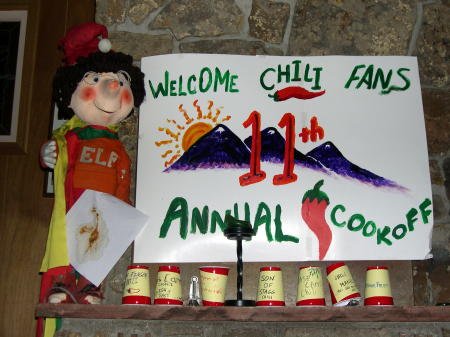 Chili Elf :: Annual Chili Cookoff :: Evergreen, Colorado