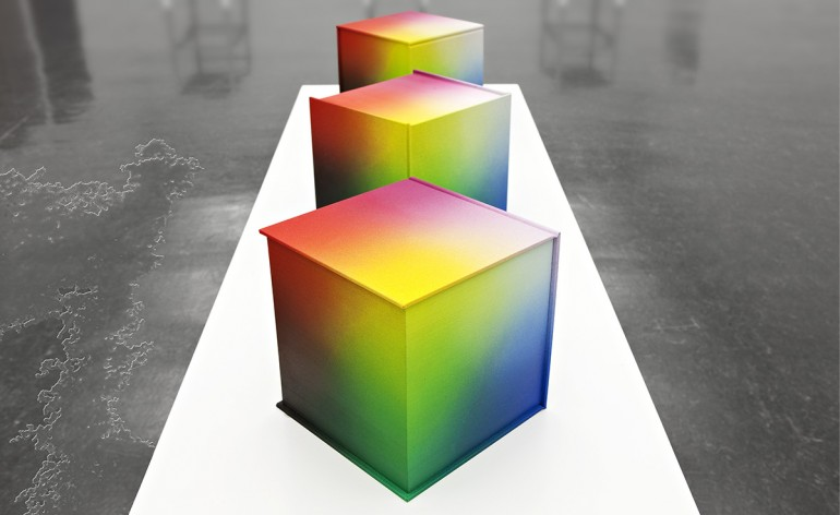 RGB Colorspace Atlases