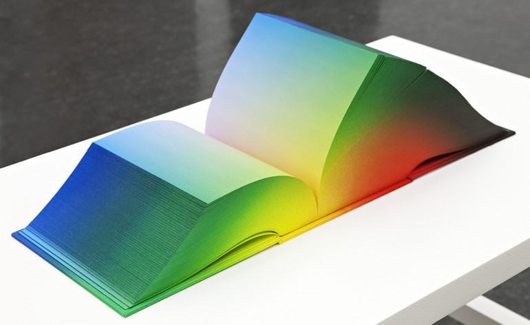 RGB Colorspace Atlas - Green